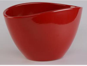 lonec keramični 405 rdeča